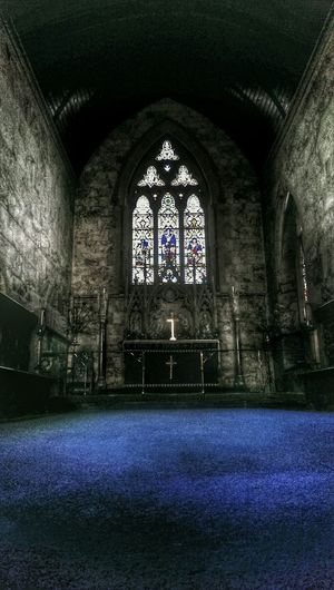 Dunstal St Mary's Old Churches Where my Great Grandfather sleeps eternal.. soon to find his head stone.. Churchporn Church Alter
