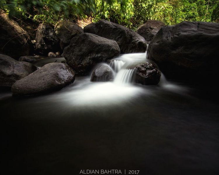 Motion Waterfall Long Exposure Blurred Motion Water Nature Beauty In Nature Scenics Tranquil Scene No People Outdoors Tranquility Forest Vacations Day Tree Instanusantara Indonesia Photography  Instanusantarajakarta Longexposure Slowshutter Slow Shutter Speed Slowspeed INDONESIA