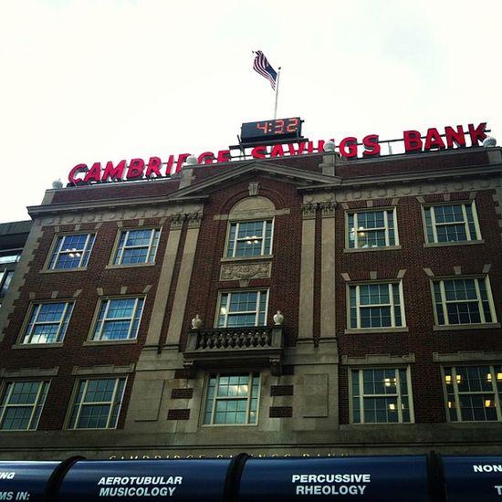 Cambridge Harvardsquare Má Mass cambridgesavingsbank bank