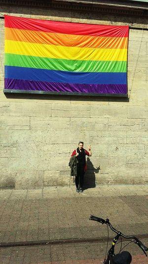 Berlin Photography Pride2016 PrideFest Homosexual Love Love Colors! Pride Color Pride Community Girls Boys <3 <3 !