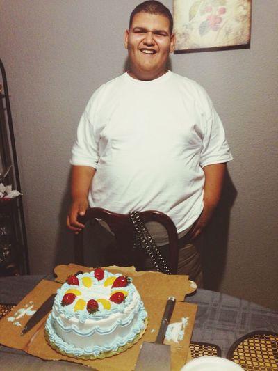My Little Brother ❤ I LOVE HIM♥ Happy 17th Birthday