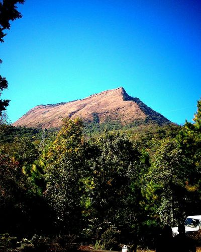 View of Mt Teyozu from Hope Garden Sightseeing First Eyeem Photo