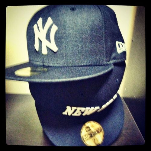 NEWERA NY Hat Cap Newyork NewEra 59fifty