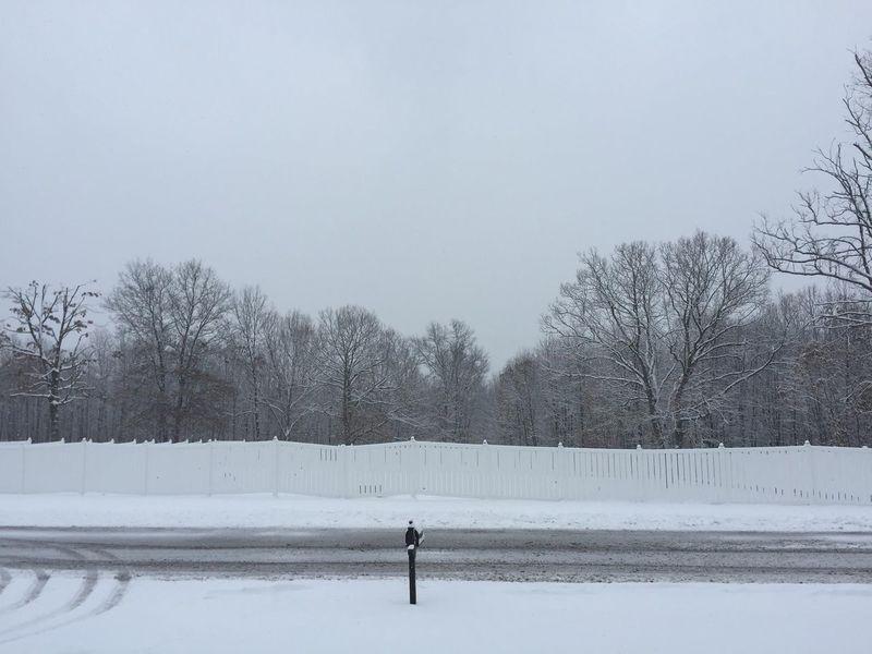 Wishing everyone a beautiful Sunday Snow ABeautifulMorning EyeEm Best Shots