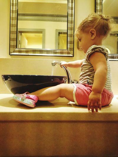 Babygirl Mirror Ladiesroom