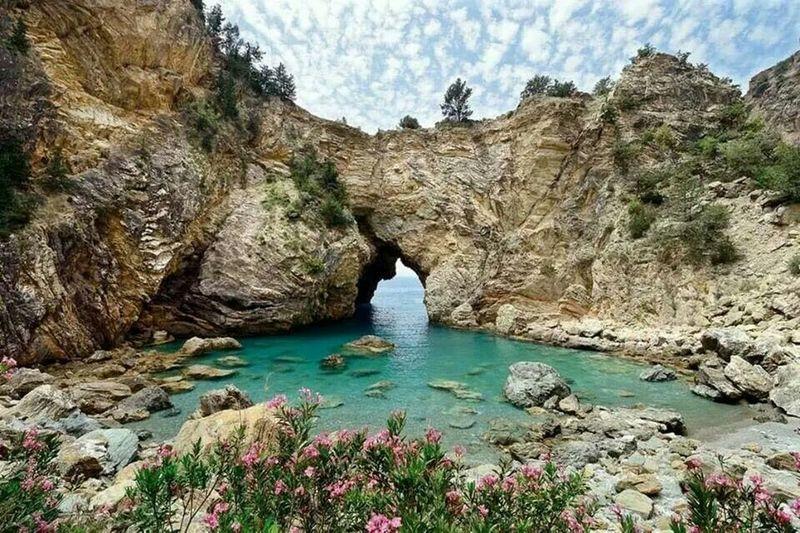 Hi Travel Antalya Gazipasa Tatil Gezilecek BEACH!  Sunset Turkey Türkiye