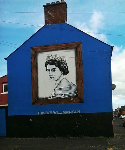 Murals in Belfast Wall Murals Travel Photography