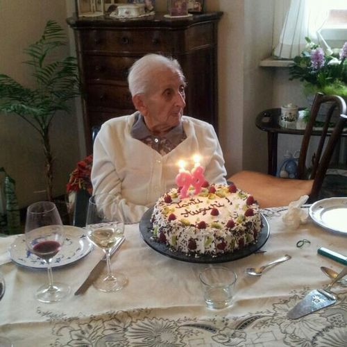98 Years Old
