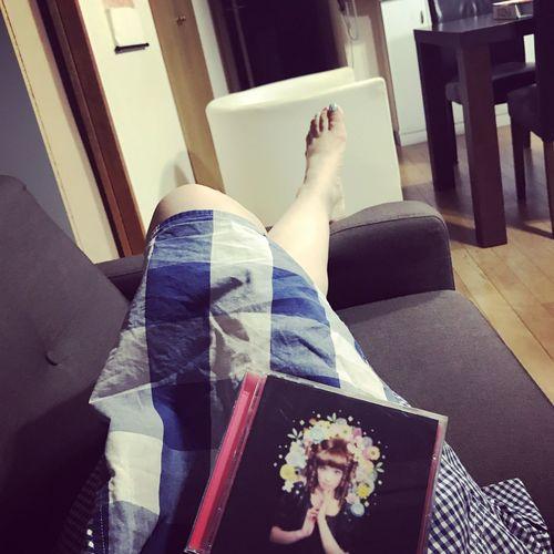 Tokyo,Japan Relaxing SHEENA RINGO 椎名林檎 勝訴ストリップ