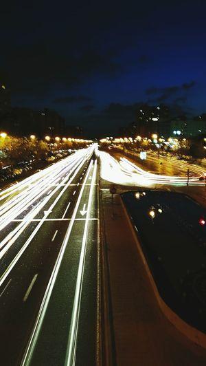 Lightpainting Valencia, Spain Mate8 Nightlife Nightnoise