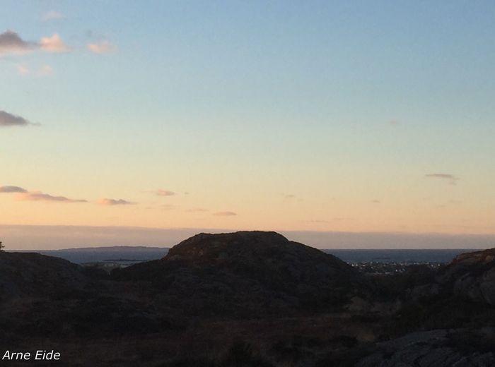Sunset in Åkrehamn😊 Åkrehamn Karmøy Rogaland Norway