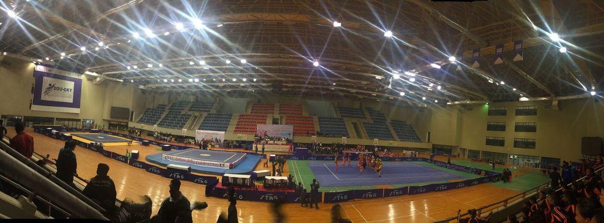 Beautiful Indoor Stadium BYOPaper! EyeEmNewHere The Week On EyeEm
