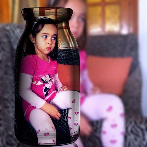 Ainara, el genio de la botella.