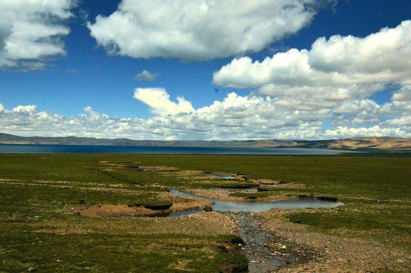 Namco, Tibet.