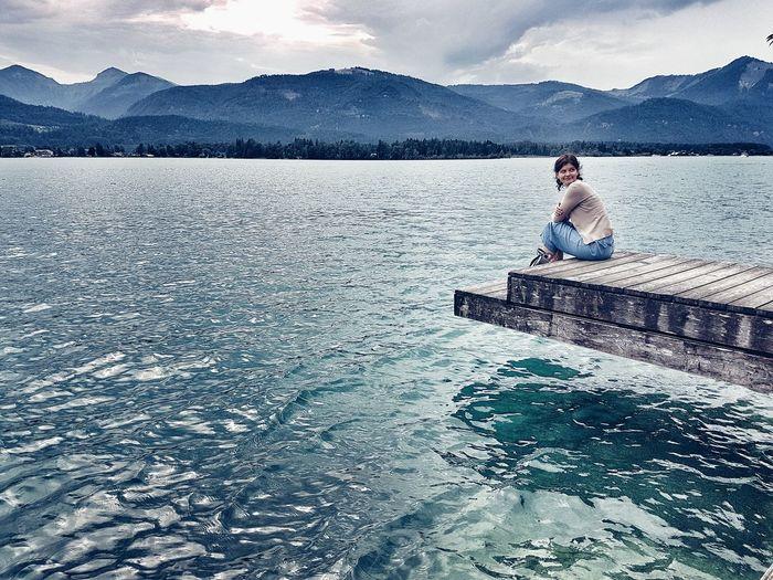 Sitting Lake