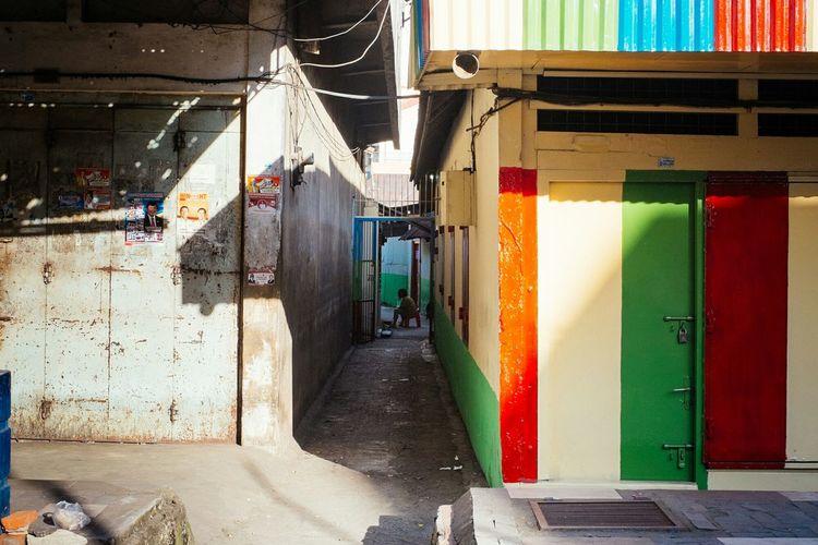 Creative Light And Shadow Wirokesuma