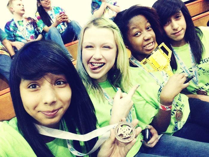 We Won On Roboctics
