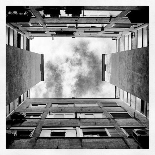 Roma Nuvole Villaggioolimpico Officinefotograficheroma tra le nuvole