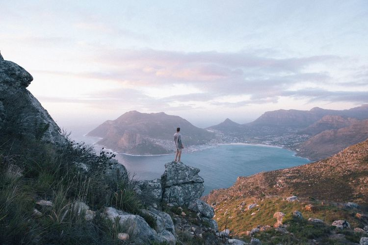 Chapman's Peak Hike Live For The Story The Great Outdoors - 2017 EyeEm Awards