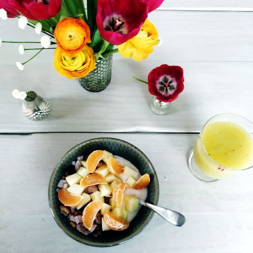 Breakfast Healthy Food Cleaneating