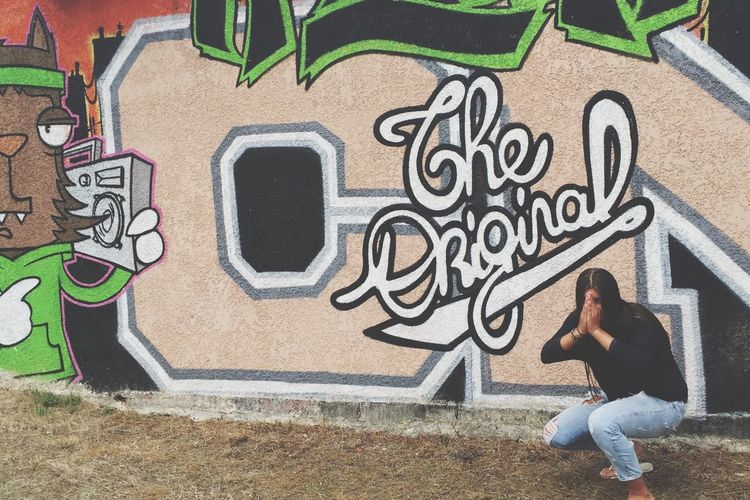 The original ✅ Enjoying Life