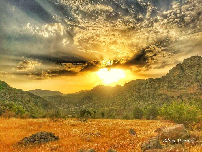 #summer #beauty #kurdistan #landscape #iphone7plus #iphonephotography #landscapephotography #sky #cloudy #mountain🌲 #mountain