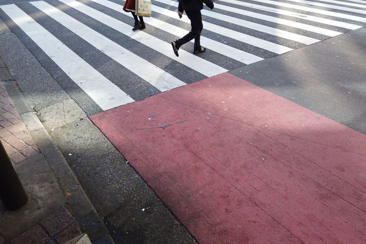Morning Morning Light People Urban Walking Japan Shibuya Shibuya Crossing Intersection Business Finance And Industry Business Walking Around City Cityscape Street Tokyo Road Marking Low Section Crosswalk Crossing Human Leg Transportation Zebra Crossing Road Real People Day Human Body Part Body Part Marking Symbol High Angle View Architecture Lifestyles Outdoors Human Limb Rain Human Foot