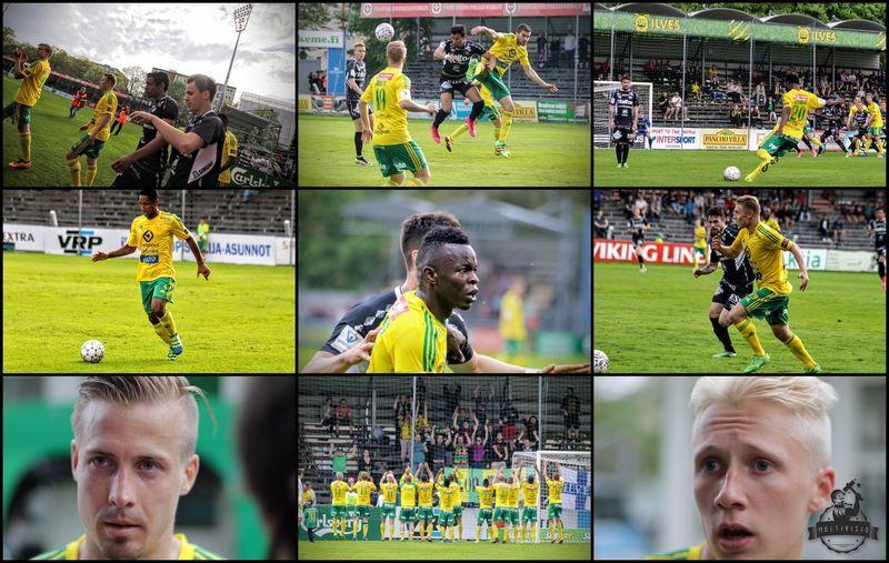 Ilves 2 - FC Lahti 0 Tampere Ilves Jalkapallo Football Soccer Suomi Finland Multivisio Football Fever