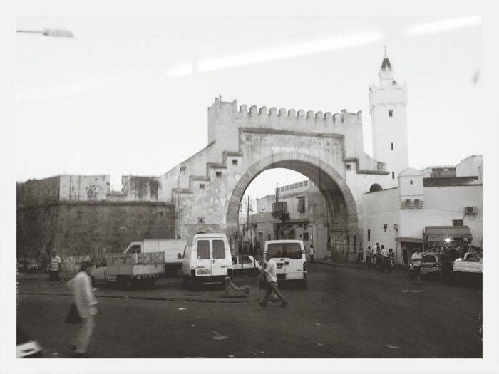 Ancienne Porte El7ouma