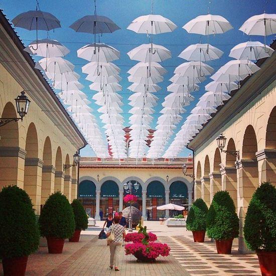 Shopping post esame a Serravalle ❤
