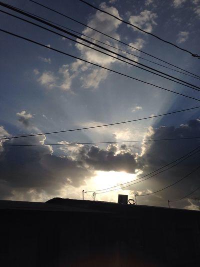 Electric sunset Beautiful Surroundings Getting Inspired