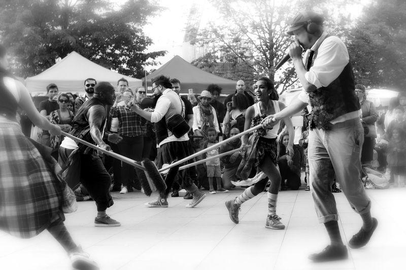 dancing Black And White Blackandwhite Blackandwhite Photography Dancing Enjoyment Fete Fun Fun Streamzoo Family Streamzoofamily Streetphotography
