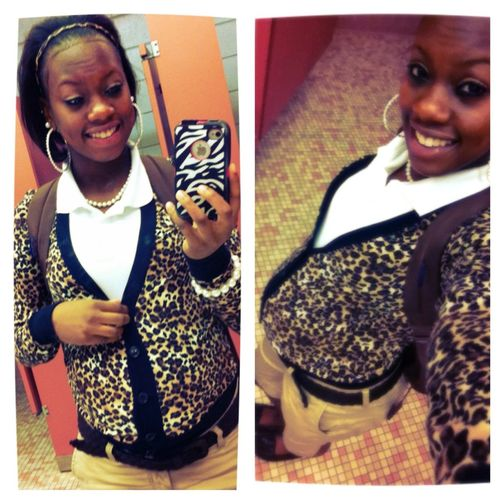 Tha Other Day #school✏