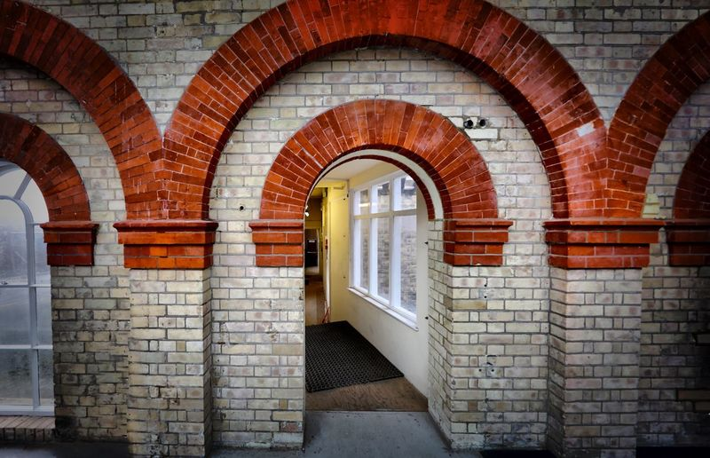 Crossness Pumping Station Arch Architecture Brick Built Structure Brick Wall Wall No People