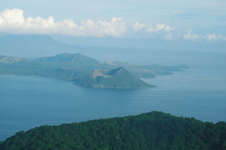 Small but mighty taal
