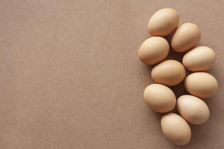 eggs box on