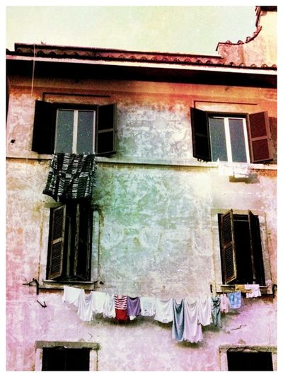 Walking Around Laundry Taking Photos This Is Italy