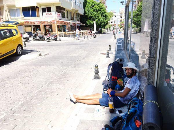 Backpacker Camping Rail Marmaris Mugla Freedom Intothewild Hike