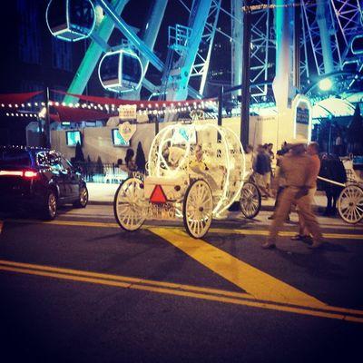 Cinderella's carriage! !!!
