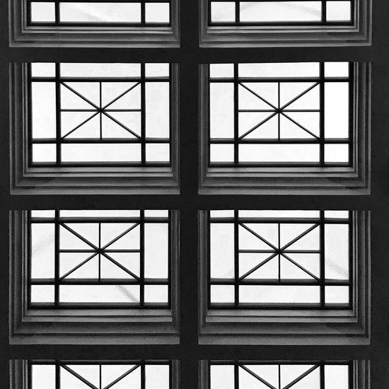 Ceiling Detail Window Indoors  Day No People Built Structure Architecture Full Frame