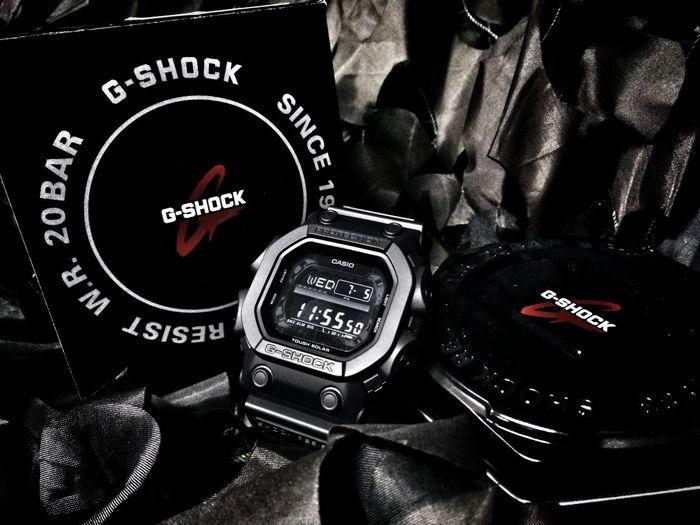 B l a c k G i a n t ✨ Watch Casio Watch New Item Casio Black Casio G-shock G-Shock ⌚ Casio Thailand