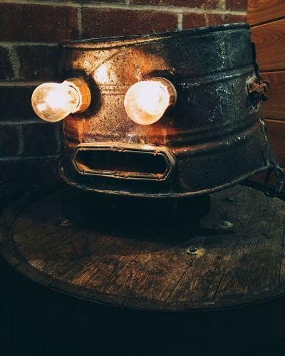 Urban Beer Wooden Robot Brewing Charlotte North Carolina Brewery