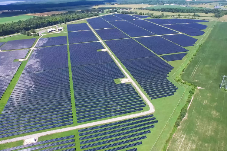 solar panels Environment Renewable Energy Alternative Energy Environmental Conservation Nature Fuel And Power Generation Day Solar Energy Solar Panel No People Technology Landscape Land Sunlight Outdoors High Angle View Field Sky Aerial View Transportation Sustainable Resources Solar Panels