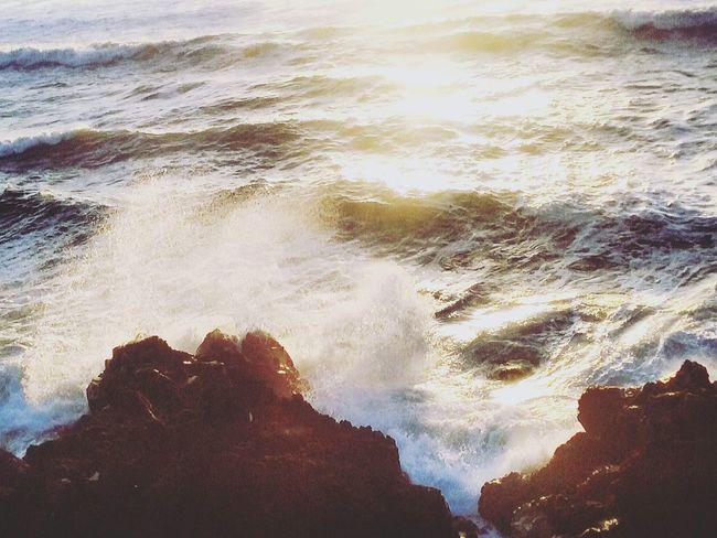 Beach Sea Wave Nature Water Beauty In Nature Photographer Baja California
