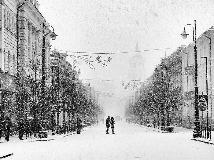 Winterdate