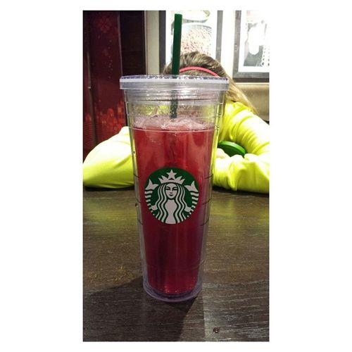 Starbucks tonight(: @marissa_danielle_97 @dougiedixon55 WhiteGirlStatus Whiteguystat Starbucks