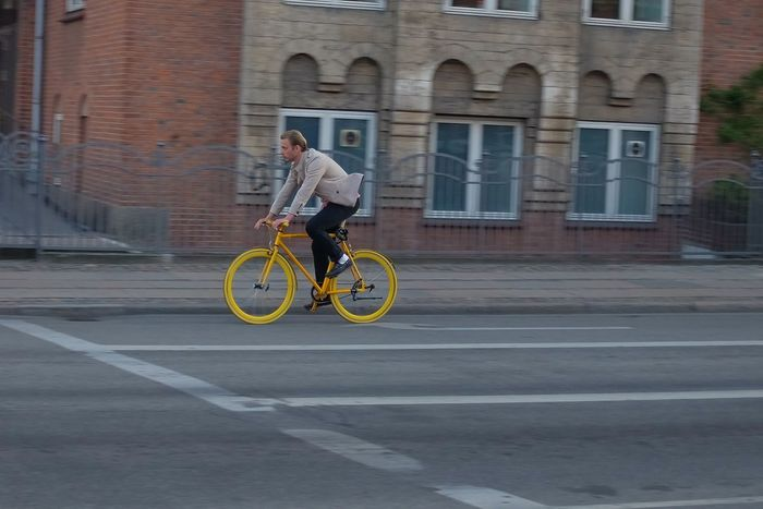 Speedy Dane Fixie Fixed Fixedgear Singlespeed Bike Copengagen København Fast Speed