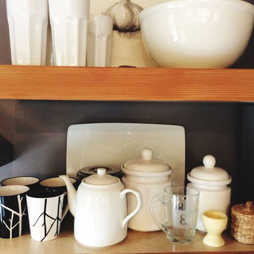 Everything In Its Place Kitchen Life Dishesporn StillLifePhotography White Space