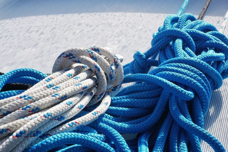 Nautical Boat Rode LINE Cord Sailing Detail Rope