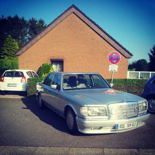 Der Mann hat's geschafft. Instamood Benz Pimp Instagood Villagelife LikeABOSS Mercedes Car Germany Boss Village Picoftheday Stampe Playboy